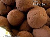 Truffes Chocolat Earl Grey