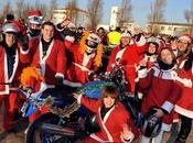 Vendée, Père Noël motard