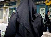 Interdiction burqa