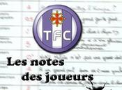 Notes joueurs Auxerre