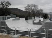 Spot skatepark Solliès-Pont (83)