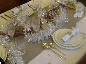 Décoration table cadeaux gourmands