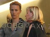 Charlize Theron sans maquillage