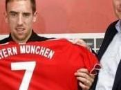 Franck Ribéry: départ précise…