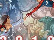 2010, l'année Spiderman