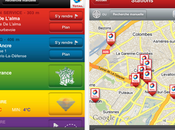 Total iPhone (stations, parkings, trafic