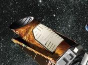Cinq exoplanètes découvertes télescope Kepler