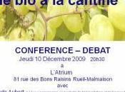 Conférence cantine, Rueil-Malmaison (92)