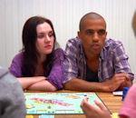 Gamer joue Monopoly