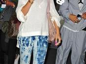 Rihanna Matt Kemp l'aéroport