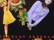 Pizzas Nestlé Nicolas Chocolat.