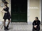 Claudia Schiffer, Freja Beha Erichsen Baptiste Giabiconi pour Chanel 2010