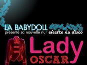 """Clubbing Babydoll revient avec soirée """"LADY OSCAR"""", NUIT ELECTRO DISCO..."""