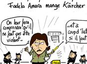 Fadela Amara, Kärcher, sécurité, violences, nettoyage oeil pour