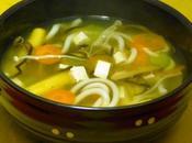 Soupe nouilles Udon
