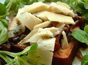 Poêlée Champignons Toast Brioche