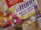 Minis pains variés chez Jacquet