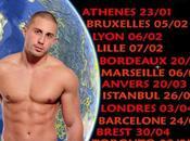 Bordeaux Clubbing DELICE Anniversary World Tour Scandalo avec Gayvox