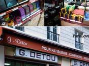 Detou fournisseur officiel pâtissiers pâtissières parisiens