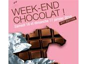 Week-end Chocolat l'Hippodrome Vincennes(invitations demander)