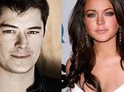 Lindsay Lohan couple avec français