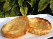 Pastéis nata petits flans portugais