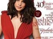 Ashley Greene dans Savvy Magazine