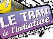créateurs prennent Tram l'Initiative Mulhouse