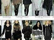 Programme Fashion Week mercredi janvier 2010