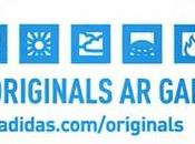 Adidas Originals Game Pack Augmented Reality!