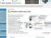 Lilie espace numérique travail pour tous lycées d'Ile-de-France