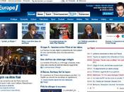 Europe1.fr site radio n'est plus.