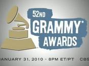 Grammy Awards 2010 grands gagants sont