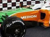 Resta essayeur chez Force India