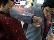 Yakuza face
