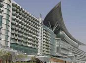 L'impressionnant Meydan Racecourse. Dubaï.