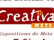 Salon Créativa Metz, février 2010