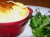 Soufflé fromage