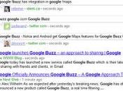 Google Buzz Gmail Social