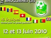 Futsal Bruguières veut organiser tournoi international