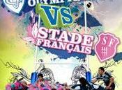 Evénement Rugby Bastia soit Match amical entre Stade Français Castres