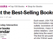 Today ajoute Barnes Noble Sony best-sellers ebooks