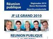Réunion publique Alençon, mercredi février