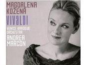 Magdalena Kožená Venice Baroque Orchestra l'essence l'opéra vivaldien