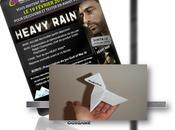 [événement] Présentation d'HEAVY RAIN showroom PIXmania