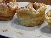 Nuages fromage blanc épices Noël