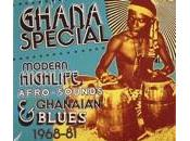 Ghana Special Modern Highlife, Afrosounds Ghanaian Blues 1968-1981