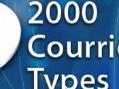 2000 Courriers Types