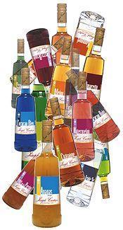liqueurs Joseph Cartron dans international ventes liqueur