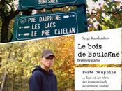 Livre Serge Kandrashov explore bois Boulogne'...